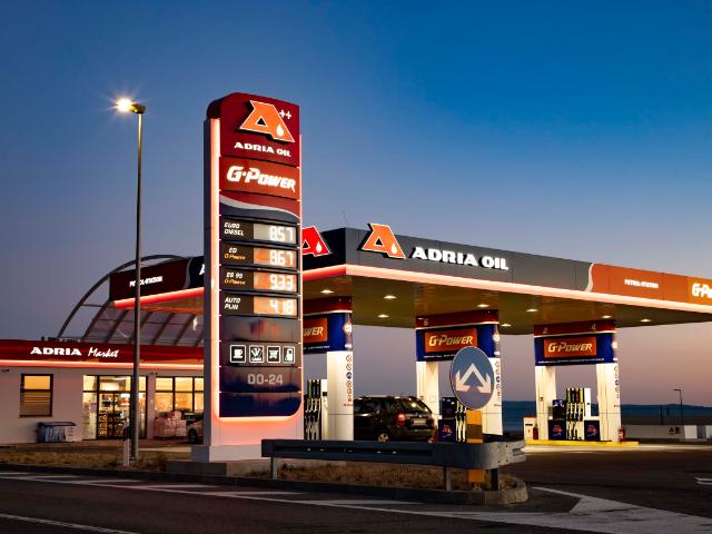 Adria oil Makarska