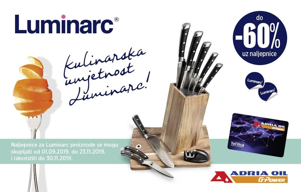 Program vjernosti Luminarc