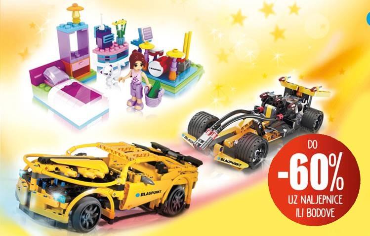 Igračke Blaupunkt za vašu djecu po specijalnim cijenama